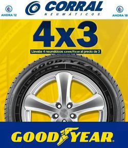 Cupón Neumáticos Corral ( Caduca mañana )