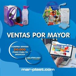 Catálogo Mar Plast en Buenos Aires ( Más de un mes )