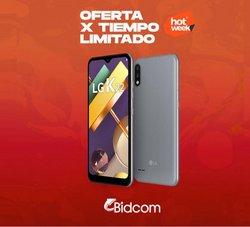 Ofertas de Bidcom en el catálogo de Bidcom ( Vencido)