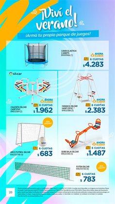 Ofertas de Fútbol en Punto Blu