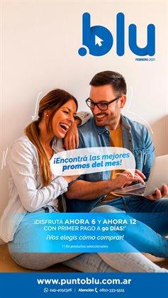 Catálogo Punto Blu en Martínez ( Caducado )