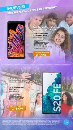 Ofertas de Samsung en el catálogo de Punto Blu ( Publicado hoy)