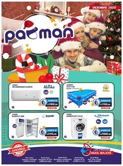 Ofertas de Electrónica y Electrodomésticos en el catálogo de Pacman en San Francisco Solano ( 2 días publicado )
