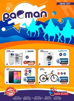 Ofertas de Electrónica y Electrodomésticos en el catálogo de Pacman en Villa Devoto ( 12 días más )
