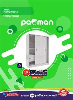 Ofertas de Placares en Pacman