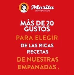 Ofertas de Restaurantes  en el folleto de Empanadas Morita en Castelar
