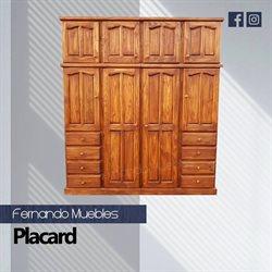 Ofertas de Fernando Muebles  en el folleto de Córdoba