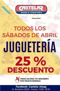 Ofertas de Castelar Shopp  en el folleto de Castelar