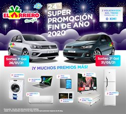 Catálogo Supermercados El Arriero ( Más de un mes )