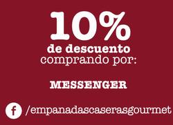 Ofertas de Empanadas Gourmet  en el folleto de Buenos Aires