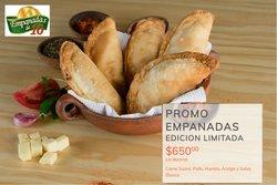 Ofertas de Restaurantes en el catálogo de Empanadas de 10 ( 3 días más)