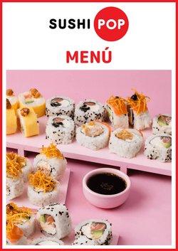 Catálogo Sushi Pop ( Publicado ayer )