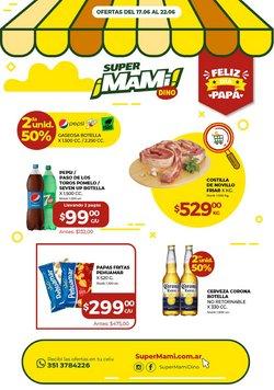 Ofertas de Super Mami en el catálogo de Super Mami ( Publicado ayer)