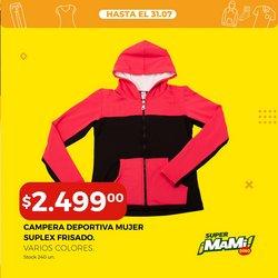 Ofertas de Hiper-Supermercados en el catálogo de Super Mami ( 2 días más)
