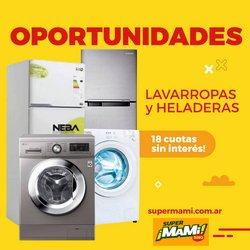 Ofertas de Hiper-Supermercados en el catálogo de Super Mami ( Vence hoy)
