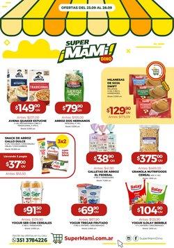 Ofertas de Hiper-Supermercados en el catálogo de Super Mami ( Vence mañana)
