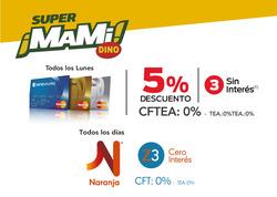 Ofertas de Super Mami  en el folleto de Córdoba