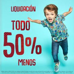 Ofertas de Liquidaciones  en el folleto de Super Mami en Cosquín