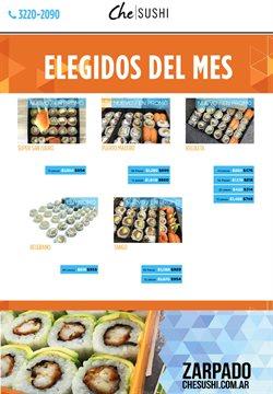 Ofertas de Che Sushi  en el folleto de Córdoba