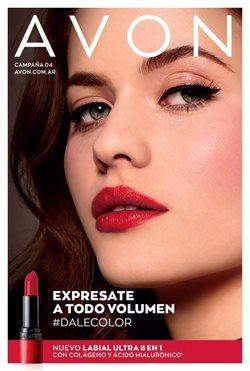 Catálogo Avon en Neuquén ( Más de un mes )