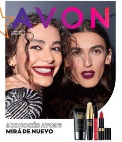 Catálogo Avon ( 2 días más)