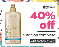 Ofertas de Avon  en el folleto de Belgrano (Buenos Aires)