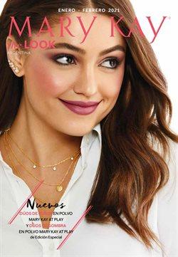 Ofertas de Perfumería y Maquillaje en el catálogo de Mary Kay en Villa Carlos Paz ( Más de un mes )