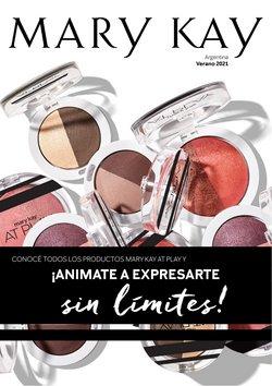 Ofertas de Perfumería y Maquillaje en el catálogo de Mary Kay ( Más de un mes)