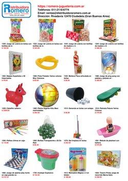 Ofertas de Juguetes, Niños y Bebés en el catálogo de Romero Juguetes ( 3 días más)