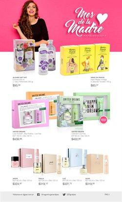 Ofertas de Perfumes  en el folleto de Droguería General Paz en Buenos Aires
