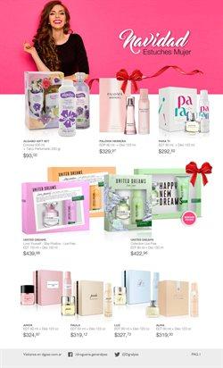 Ofertas de Perfumes  en el folleto de Droguería General Paz en Palpalá