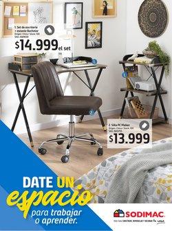 Ofertas de Muebles y Decoración en el catálogo de Sodimac en Buenos Aires ( 7 días más )