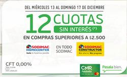 Ofertas de Sodimac  en el folleto de Buenos Aires