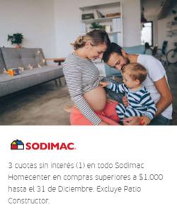 Ofertas de Sodimac  en el folleto de Córdoba