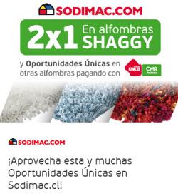 Cupón Sodimac en González Catán ( 3 días publicado )