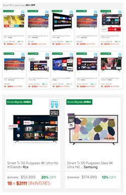 Ofertas de Electrónica y Electrodomésticos en el catálogo de Megatone ( 7 días más )