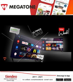 Catálogo Megatone ( Vencido)
