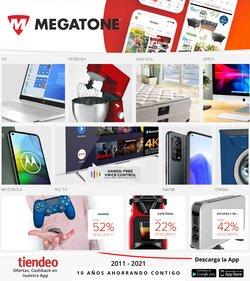 Catálogo Megatone ( 27 días más)