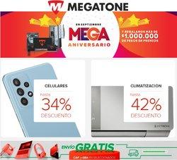 Ofertas de Electrónica y Electrodomésticos en el catálogo de Megatone ( 4 días más)