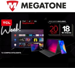 Catálogo Megatone ( Vence hoy)