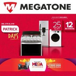 Catálogo Megatone ( Publicado hoy)