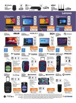 Ofertas de Lenovo en el catálogo de Cetrogar ( 6 días más)