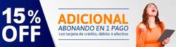 Ofertas de Cetrogar  en el folleto de Cosquín