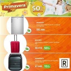 Catálogo Ribeiro ( Vence hoy)