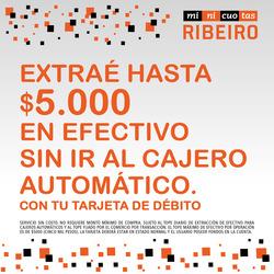 Ofertas de Ribeiro  en el folleto de Buenos Aires