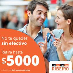 Ofertas de Ribeiro  en el folleto de Lomas del Mirador