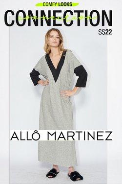 Ofertas de Allo Martinez en el catálogo de Allo Martinez ( Más de un mes)