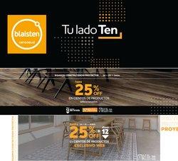Ofertas de Blaisten en el catálogo de Blaisten ( 2 días más)