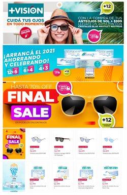 Ofertas de Farmacias y Ópticas en el catálogo de +Vision en Tortuguitas ( 21 días más )