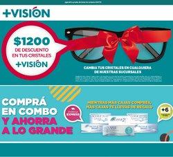 Ofertas de +Vision en el catálogo de +Vision ( 20 días más)